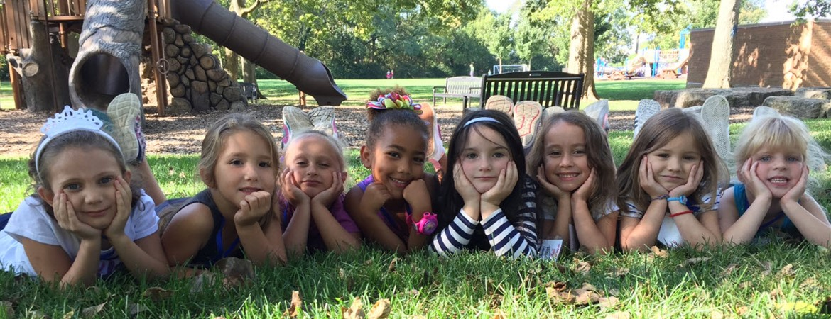 Students in Southdale Elementary's KIDS Club enjoy the warm Fall weather!